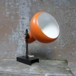 retro wandlamp