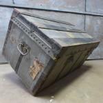 oude hutkoffer