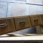archieflade ladeblok