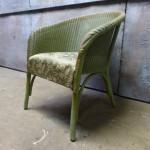groene Loyd Loom stoel