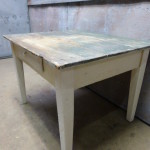 tafel oude verf