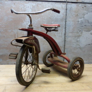Western flyer tricycle
