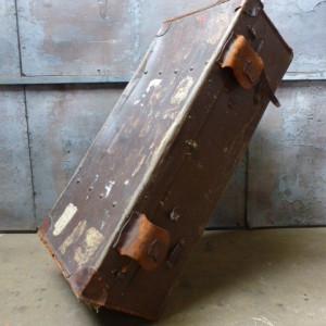 Oude Engelse  koffer