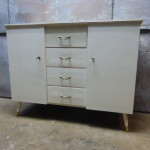 Vintage retro commode dressoir