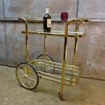vintage retro serveerwagent trolley