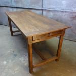 Antieke tafel 19e eeuw