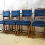 set mechelse stoelen antiek