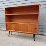 vintage kast dressoir sideboard highboard teak