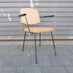 Vintage stoel Rudolf Wolf Elsrijk