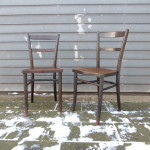 Thonet stoelen