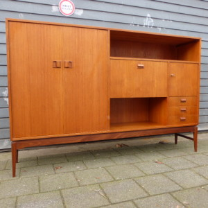 highboard sideboard dressoir design vintage midcentury