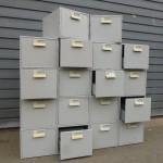 Bisley archiefbakken