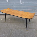 vintage design salon tafel bijzettafel retro