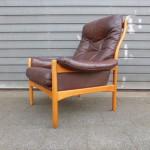 G Mobel lounge chair vintage design