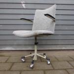 Bureaustoel gebr. de wit vintage design