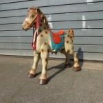 Mobo speelpaard paard vintage