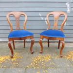 victoriaanse antieke stoelen balloonback