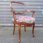 Antieke stoel victoriaans
