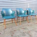 vintage design armstoelen