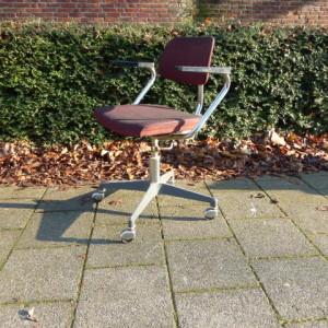 vintage design bureaustoel